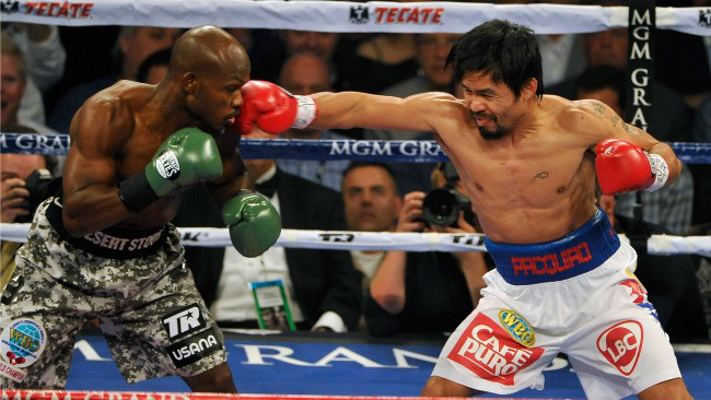 Manny Pacquiao vs. Floyd Mayweather Jr. Predictions, Picks, Odds and ...