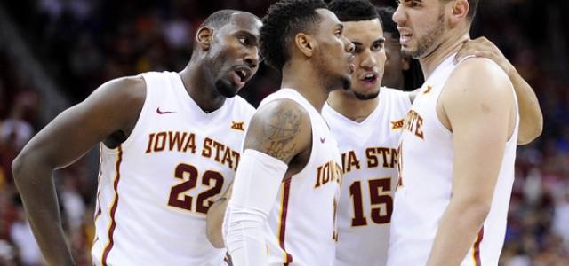 Iowa State vs Kansas  – 2015 Big 12 Championship Final– March 14, 2015