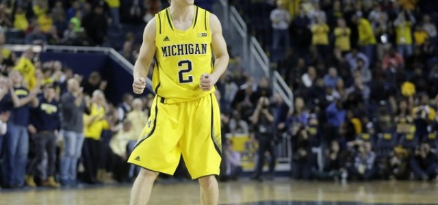 2015 Big Ten Championship Second Round Michigan Wolverines vs. Illinois Fighting Illini Predictions, Picks, Odds and Basketball Betting Preview – March 12, 2015