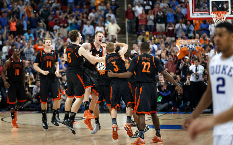Most Likely Upsets March Madness NCAA Tournament 2015
