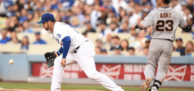 Los Angeles Dodgers vs. San Francisco Giants Prediction, Picks and Preview – May 19, 2015