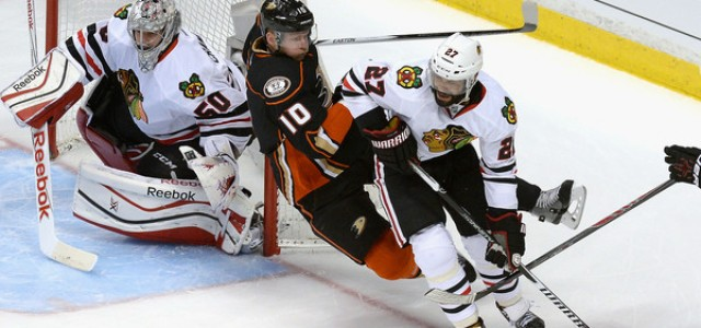 Chicago Blackhawks vs. Anaheim Ducks Predictions, Picks and Preview – 2015 Stanley Cup Playoffs, Western Conference Final Game 2 – May 19, 2015