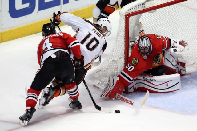 Chicago Blackhawks vs. Anaheim Ducks: Preview and ...