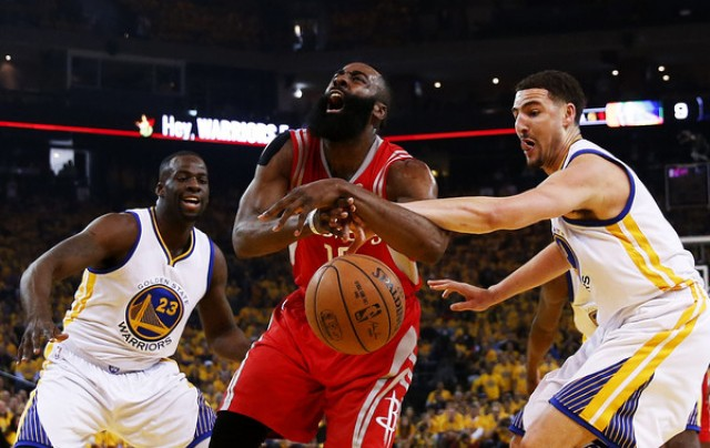 6d4ae87cc57 Houston Rockets vs. Golden State Warriors Predictions