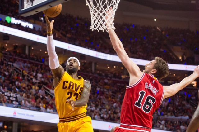 c46cbf9e4603 Cleveland Cavaliers vs. Chicago Bulls Predictions, Picks and Preview – 2015  NBA Playoffs,
