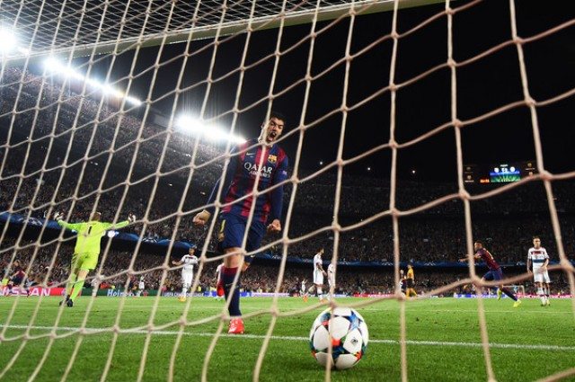 Barcelona vs Juventus 2015 UEFA Champions League Final