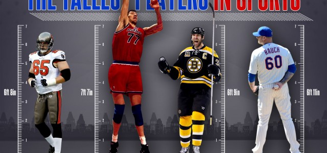 Tallest Players in Sports