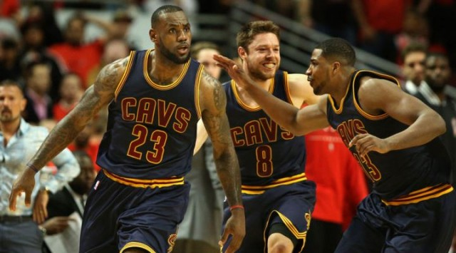 657872d95651 Cleveland Cavaliers Predictions, Picks and Preview – 2015 NBA Playoffs,