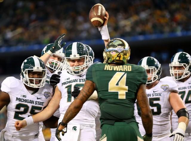 Michigan State Spartans Football Preview 2015 16 Ncaa Season