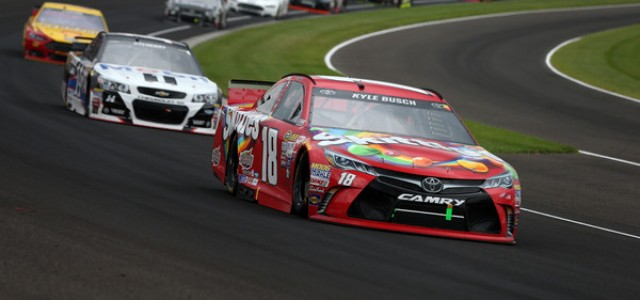 Pennsylvania 400 Predictions, Picks, Odds and Betting Preview: 2015 NASCAR Sprint Cup Series