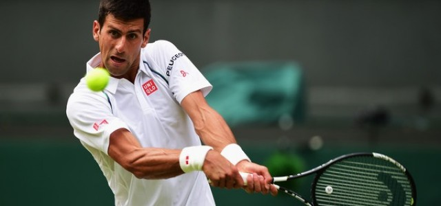 Novak Djokovic vs. Kevin Anderson – 2015 Wimbledon Predictions, Odds and Tennis Betting Preview – July 6, 2015