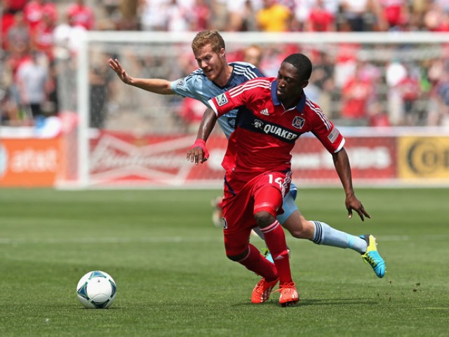 Chicago Fire Vs Seattle Sounders