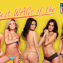 all the nfl teams hottest nfl wives