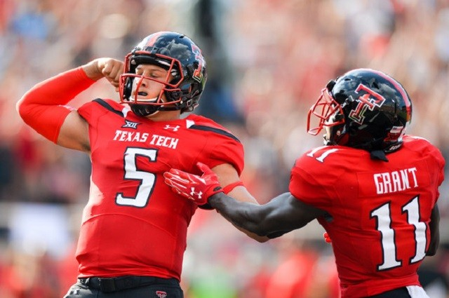 Texas Tech Vs Baylor Football Predictions Picks And Betting Preview