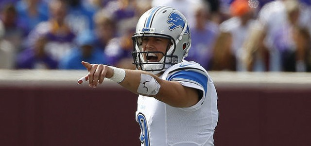sports odds and picks seahawks vs lions stats
