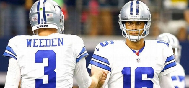 Dallas Cowboys vs. New York Giants Predictions, Odds, Picks and NFL Betting Preview – October 25, 2015