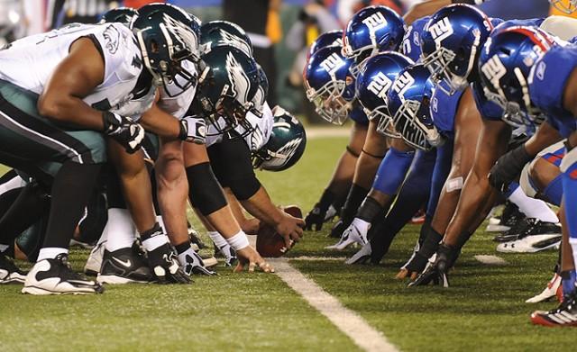 bracket bets cowboys vs eagles line