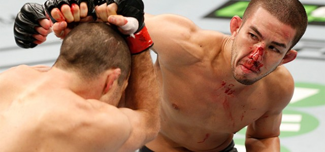 UFC Fight Night 76: Holohan vs. Smolka Predictions and Preview