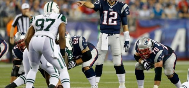Best Games to Bet on Today: New York Jets vs. New England Patriots & Dallas Cowboys vs. New York Giants – October 25, 2015