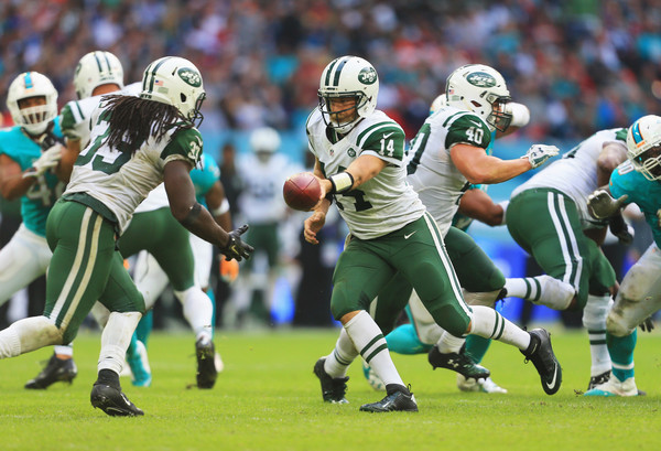 Ryan Fitzpatrick, Chris Ivory