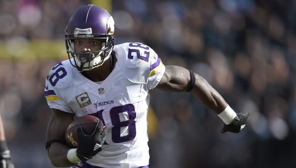 Adrian+Peterson+Minnesota+Vikings