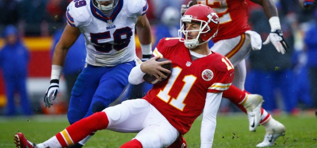 Kansas City Chiefs vs. Oakland Raiders Predictions, Odds, Picks and NFL Betting Preview – December 6, 2015