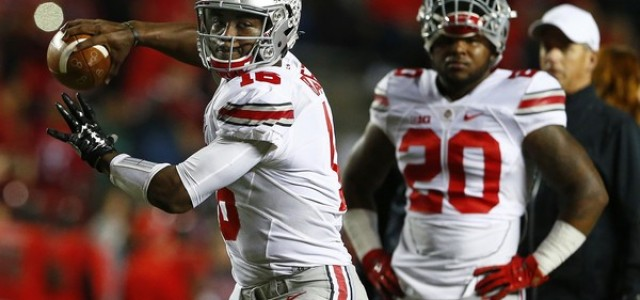 Ohio State Buckeyes vs. Illinois Fighting Illini Predictions, Picks, Odds, and NCAA Football Betting Preview – November 14, 2015