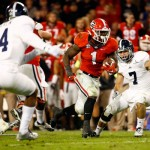 Georgia Bulldogs vs. Georgia Tech Yellow Jackets Predictions, Picks, Odds, and NCAA Football Betting Preview – November 28, 2015