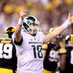 Goodyear Cotton Bowl – Michigan State Spartans vs. Alabama Crimson Tide College Football Playoff Semifinal Predictions, Odds, Picks and NCAA Football Betting Preview – December 31, 2015