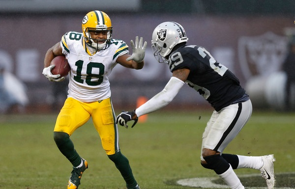 cardinals vs packers spread odds for nfl