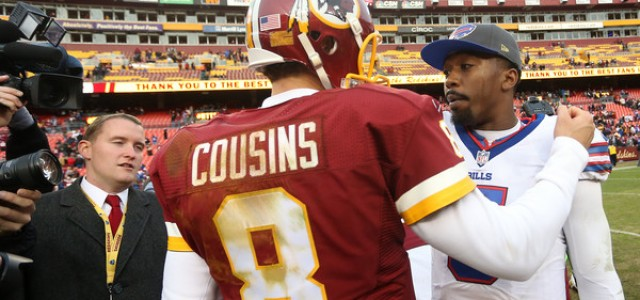 Washington Redskins vs. Dallas Cowboys Predictions, Odds, Picks and NFL Betting Preview – January 3, 2015