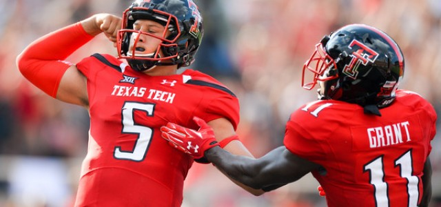 Lsu texas tech betting line