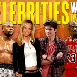 Top 10 Celebrities Who Bet on Sports