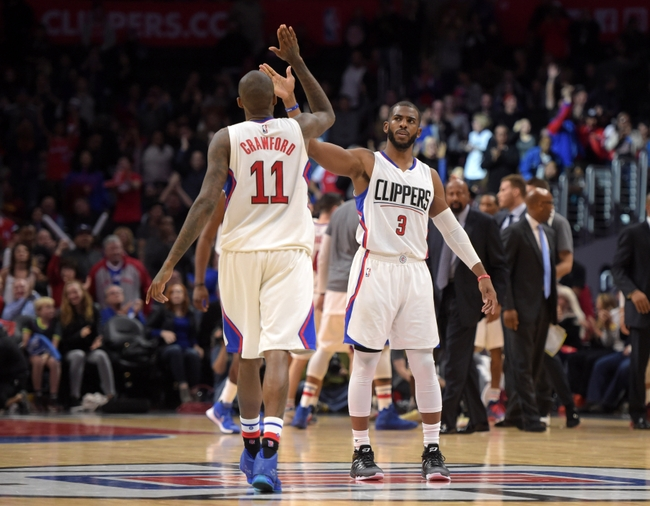 Chris Paul Hawks Los Angeles Cli...
