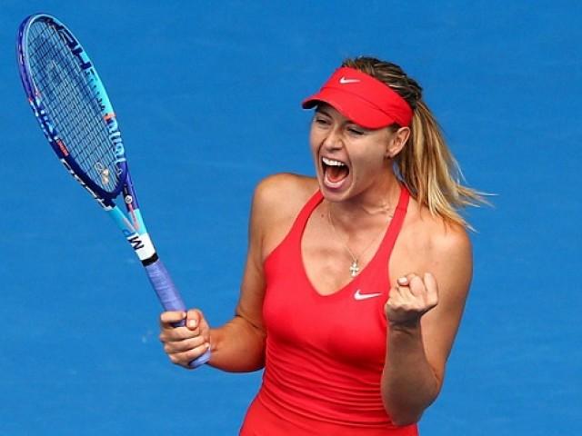 Maria Sharapova vs Aliaksandra Sasnovich – 2016 Australian ...