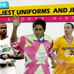 Top 10 Ugliest Uniforms and Jerseys in Sports History