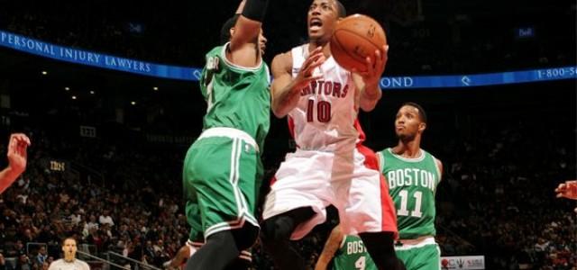 Boston Celtics vs. Toronto Raptors Predictions, Picks and NBA Preview – January 20, 2016