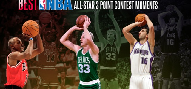 Best NBA All-Star 3 Point Contest Moments of All Time
