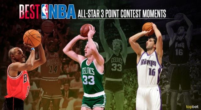 93311f83882 Best NBA All-Star 3 Point Contest Moments of All Time