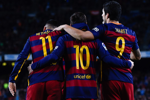 Download image Suarez And Messi Neymar Barcelona PC, Android, iPhone