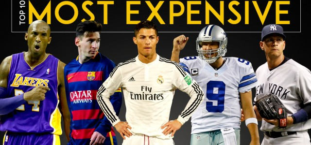 Top 10 Most Expensive Sports Teams and Franchises