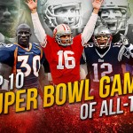 Top 10 Super Bowl Games of All Time