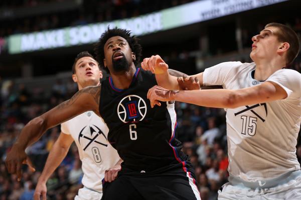 La Clippers Vs Oklahoma City Thunder January