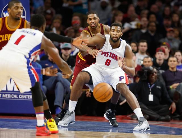 80fe15c0e7c Detroit Pistons vs. Cleveland Cavaliers Predictions