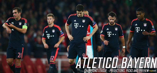 UEFA Champions League Atletico Madrid vs. Bayern Munich Predictions, Picks,  and Preview –