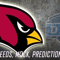 Arizona Cardinals 2016 NFL Draft Needs, Mock, Predictions and Picks