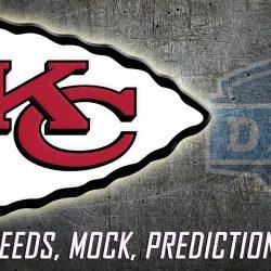 Kansas City Chiefs 2016 NFL Draft Needs, Mock, Predictions and Picks