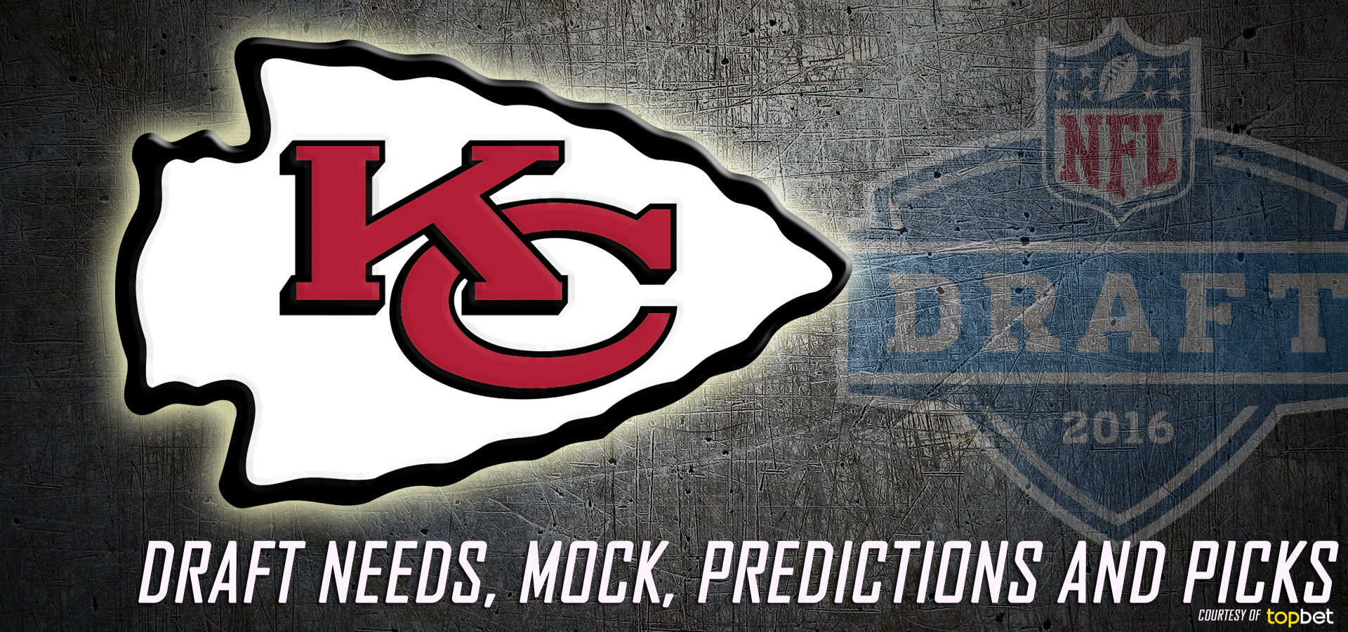 Kansas City Chiefs 2016 NFL Draft Needs, Mock, Predictions