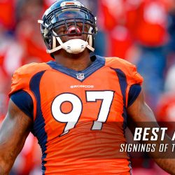 Best and Worst Free Agent Signings in the 2016 NFL Offseason
