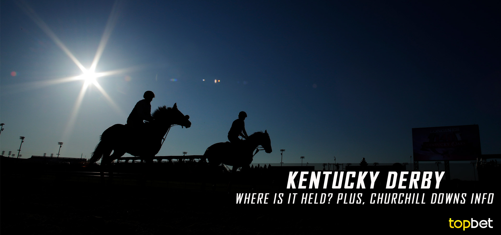 where kentucky derby held